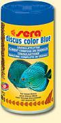 Sera Discus Color Blau