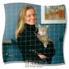 Ochranná síť pro kočky  6 x 3 m