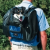 T - bag nylonový batoh