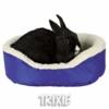 Vlněný pelíšek pro králíka