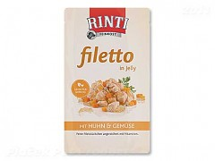 Kapsička RintiFilet kuře + zelenina 125g