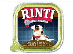 Vanička Rinti kuře + jehně (150g)