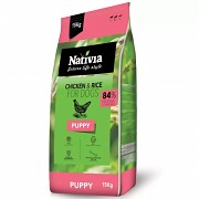 Nativia Dog Puppy Chicken&Rice