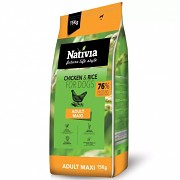 Nativia Dog Adult Maxi 15kg