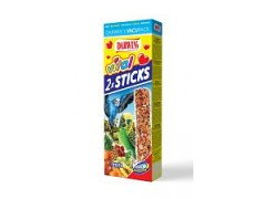 Tyčinky Darwins vital sticks fruits 120g