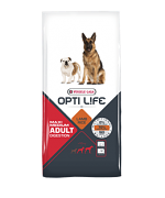 Opti Life Adult digestion medium & maxi 12,5kg