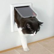 Elektromagnetická průchozí dvířka,4 funkční,včetně magnetu