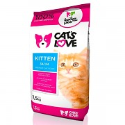 Cat's Love Kitten 1,5 kg