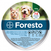 Obojek Foresto pro kočky a psy 38 cm