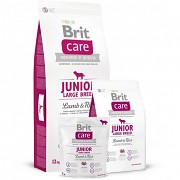BRIT Care Junior LB Lamb & Rice