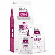 BRIT Care Junior LB Lamb & Rice