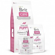 BRIT Care GF Puppy Salmon & Potato