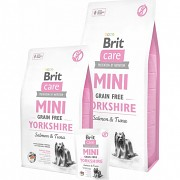 BRIT Care Dog Mini GF Yorkshire