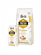 BRIT Fresh Chicken/Potato Adult Great Life