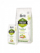 BRIT Fresh Duck/Millet Active