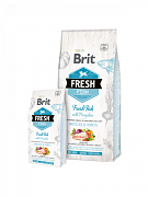 BRIT Fresh Fish/Pumpkin Adult Large