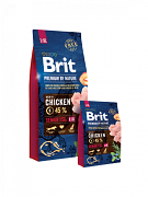 BRIT Premium by Nature Senior L+XL