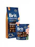 BRIT Premium by Nature Senior S+M