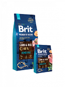 BRIT Premium by Nature Sensitive Lamb