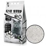Cat Step Compact White Carbon 5l