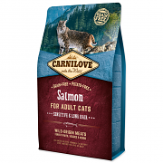 Carnilove Cat Salmon Adult Sensitiv&LH