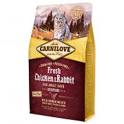Carnilove Cat Fresh Chicken & Rabbit Adult